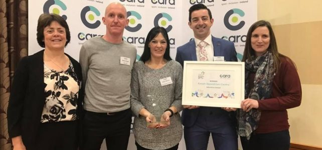 CARA National Inclusion Adventure Award 2017